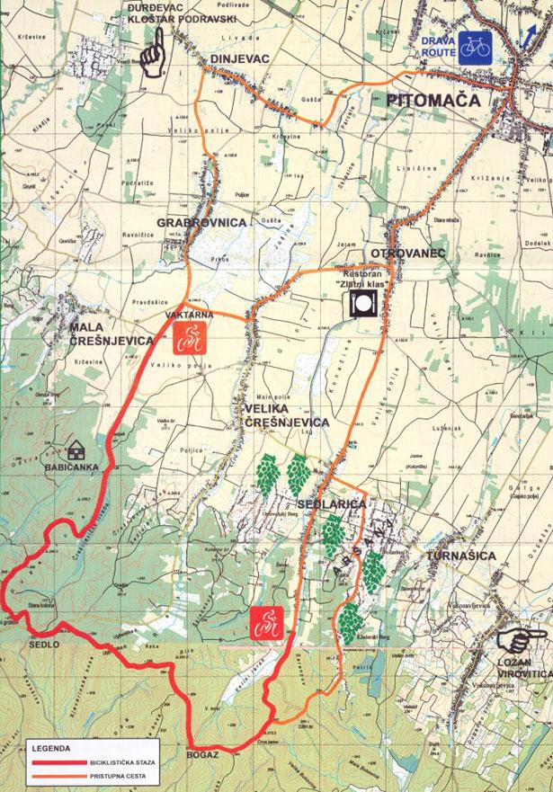 BBS-Bilogorska biciklisticka staza